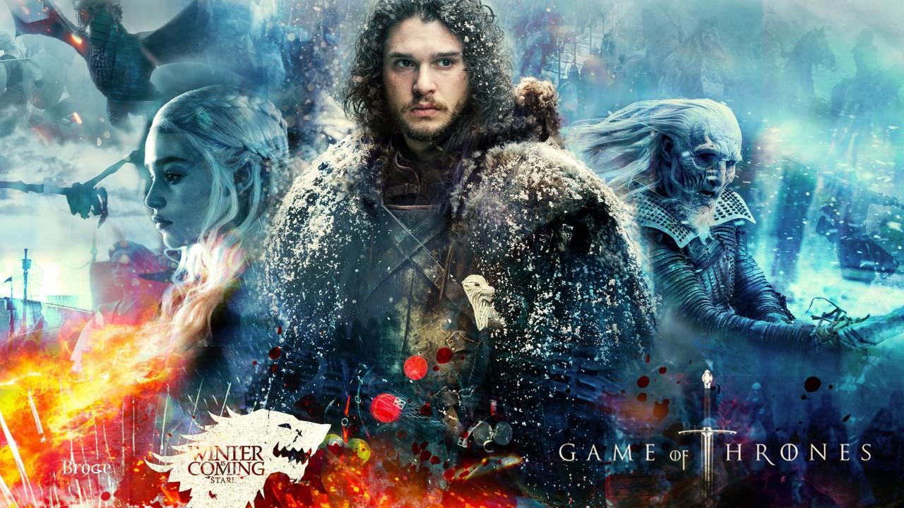 Game of Thrones Musim Ke-8 Tayang Hari Ini