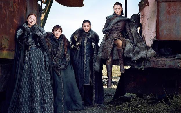 Episode Pertama 'Game of Thrones' Musim Pecahkan Rekor