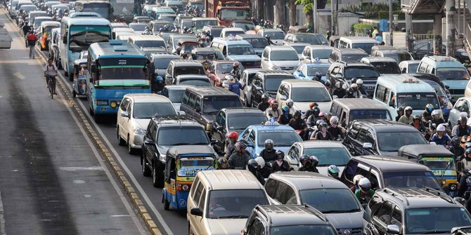 Aturan Electronic Traffic Law Enforcement (e-TLE) akan diuji coba pada Oktober 2018
