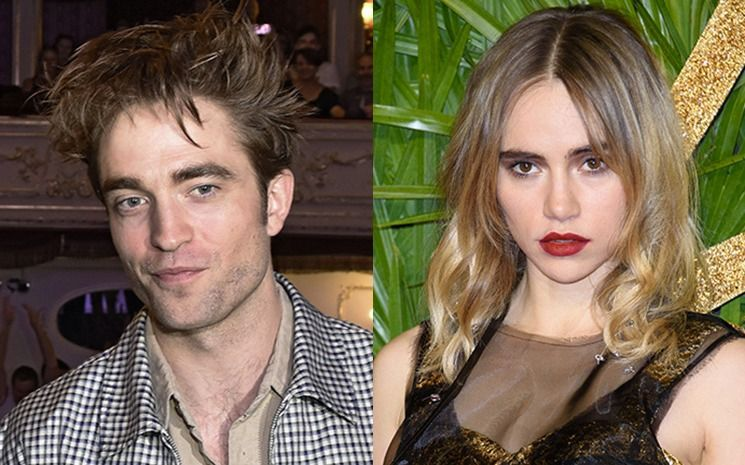 Robert Pattinson dan Suki Waterhouse Makin Mesra!