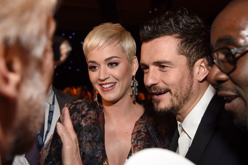 Katy Perry Resmi Bertunangan Dengan Orlando Bloom
