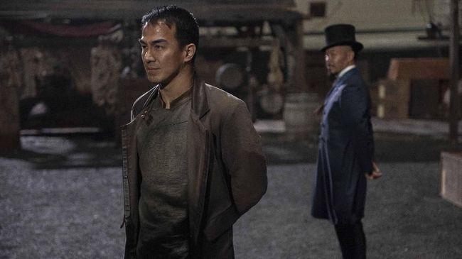 Joe Taslim Main Di Serial TV Amerika Karangan Bruce Lee