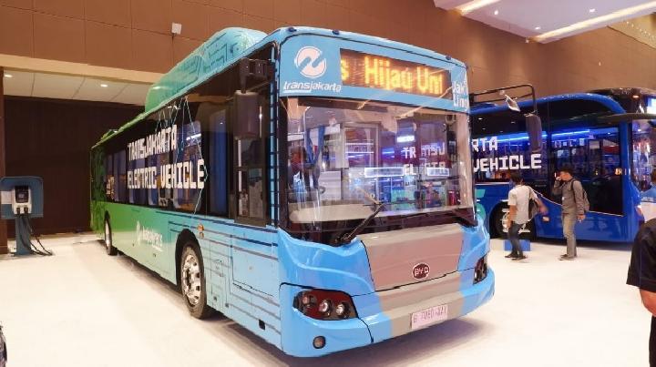Setelah MRT, Transjakarta Akan Uji Coba Bus Listrik Di Bulan Mei
