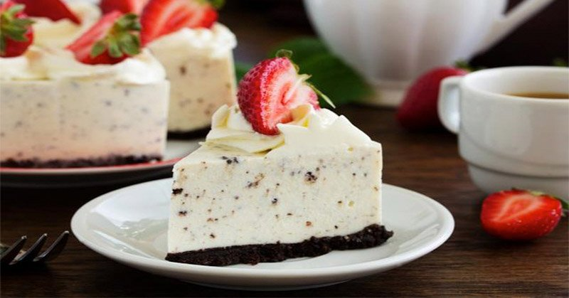 Bikin Kue Tanpa Ribet? No Bake Cheesecake Oreo Jawabannya!