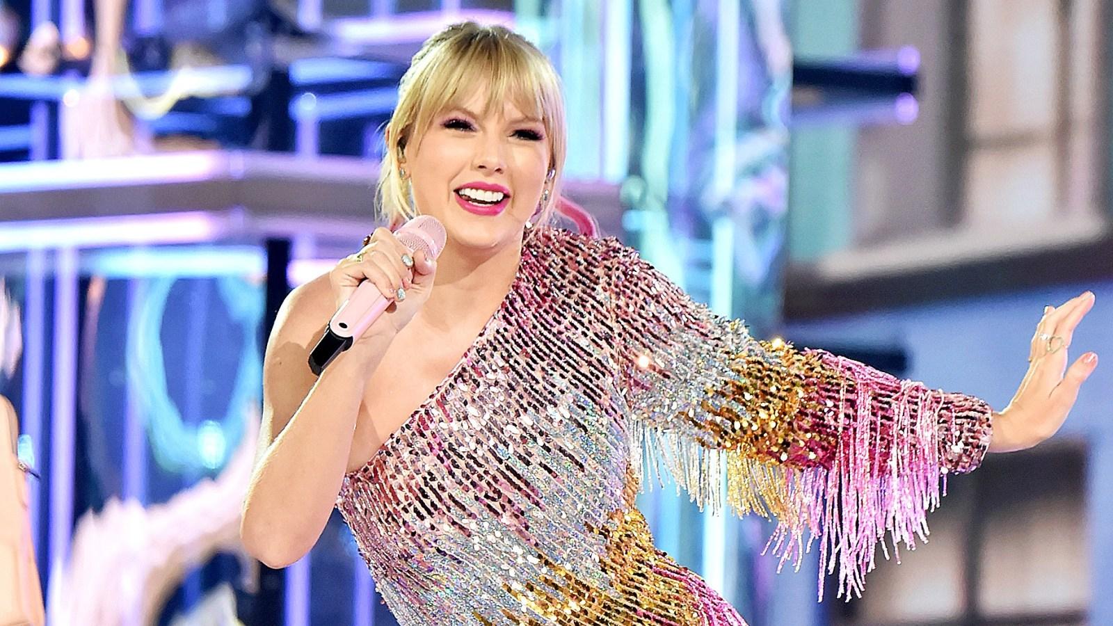 Taylor Swift Rilis Lagu dan Album Baru