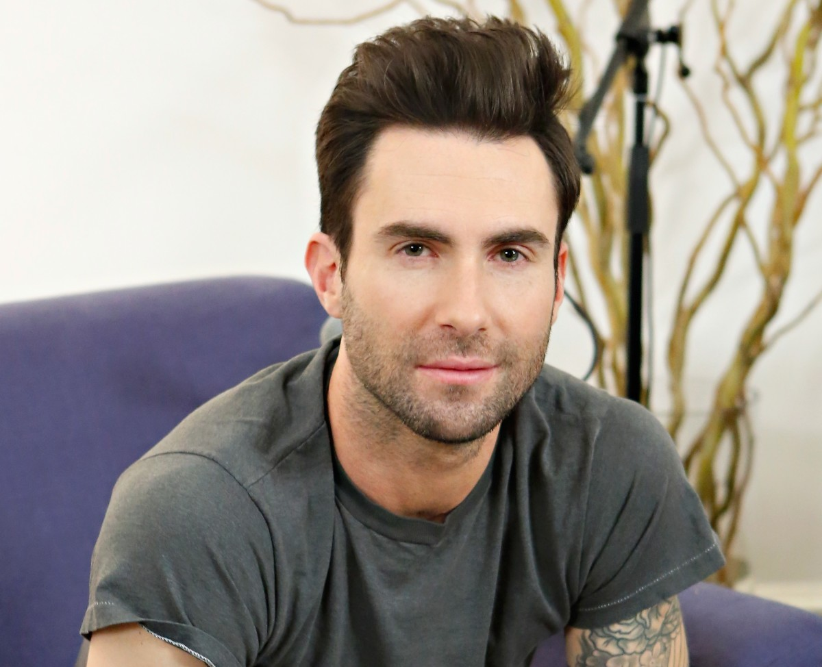 Adam Levine Dibully Vokalis Slipknot