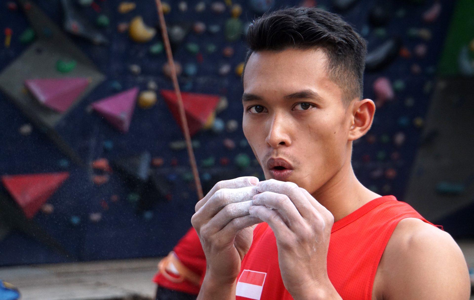 Indonesia Raih Juara Dunia di IFSC Climbing Chongqing China