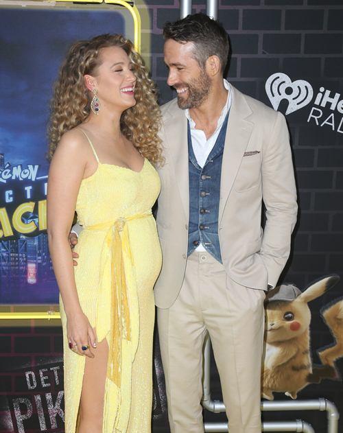 Ryan Reynolds Dan Blake Lively Nantikan Anak Ketiga