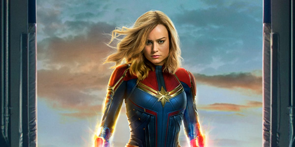 Captain Marvel Is Coming