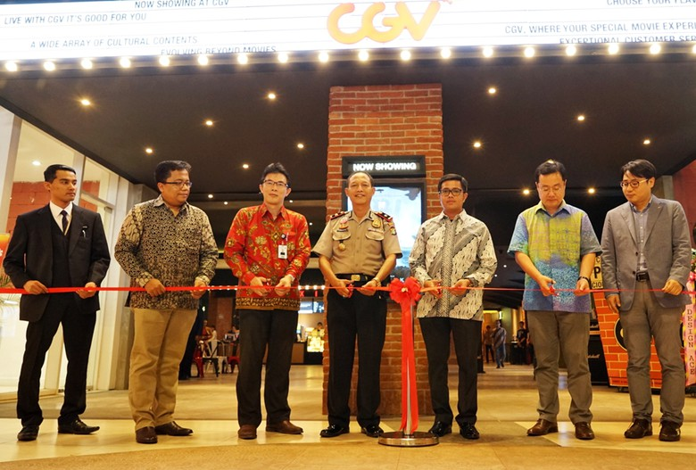 CGV* Cinemas Indonesia Membuka Sinema Ke-8 Di Jakarta