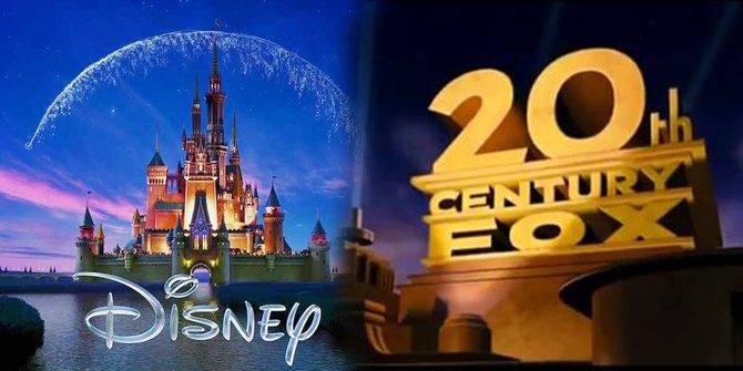 Disney Akuisisi 21st Century Fox Senilai Rp 1.000 Triliun