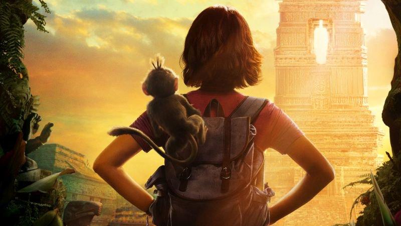 Trailer Perdana Dora and the Lost City of Gold Sudah Dirilis