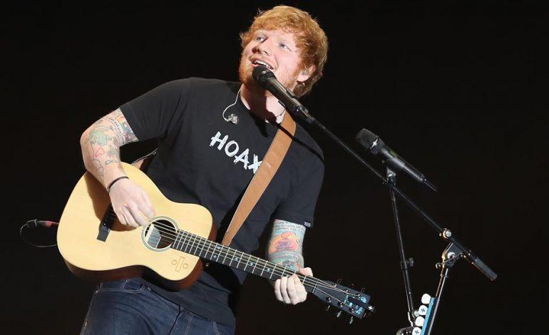 Ed Sheeran Musisi Dengan Pendapatan Konser Tertinggi 2018