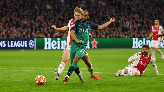 Hasil Liga Champions: Kalahkan Ajax 2-3, Tottenham Melaju ke Final