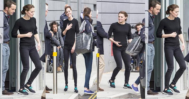 Fresh, Kate Middleton Bergaya Kasual