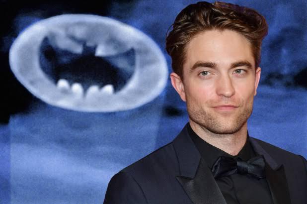 Robert Pattinson Resmi Jadi Batman