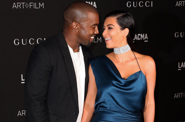 Kim Kardashian dan Kanye West Akan Punya Anak Laki-Laki!