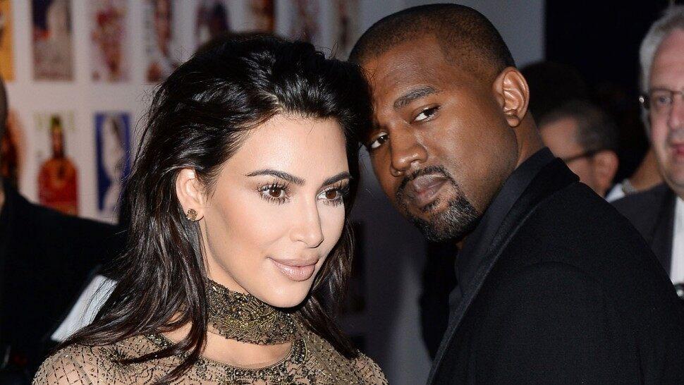 Kim Kardashian dan Kanye West Sambut Kelahiran Anak ke-4