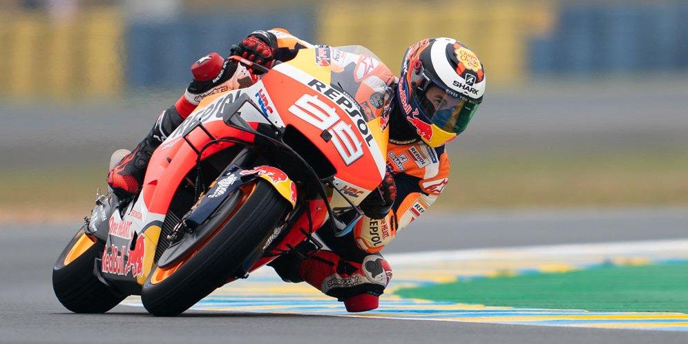 Sebabkan Kecelakaan Beruntun, Jorge Lorenzo Minta Maaf ke Rossi, Vinales, dan Dovizioso