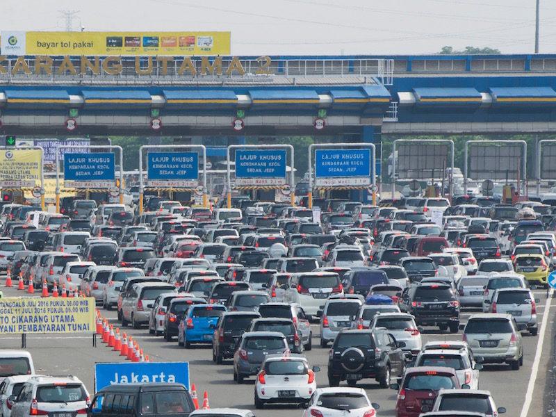 Sekitar 93.000 Kendaraan Akan Lintasi Gerbang Tol Cikarang Saat Puncak Libur Idul Adha