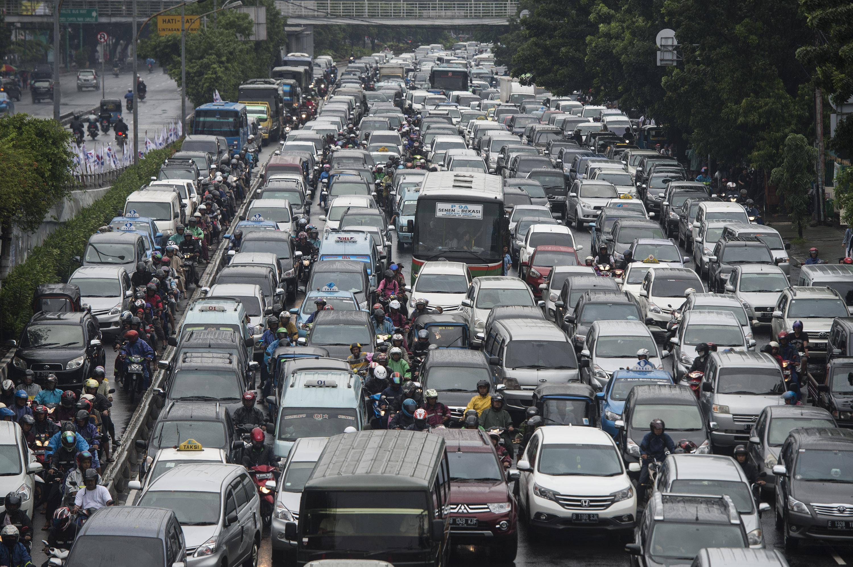 Gara-Gara Macet, Jakarta Bisa Rugi Rp87,8 Triliun