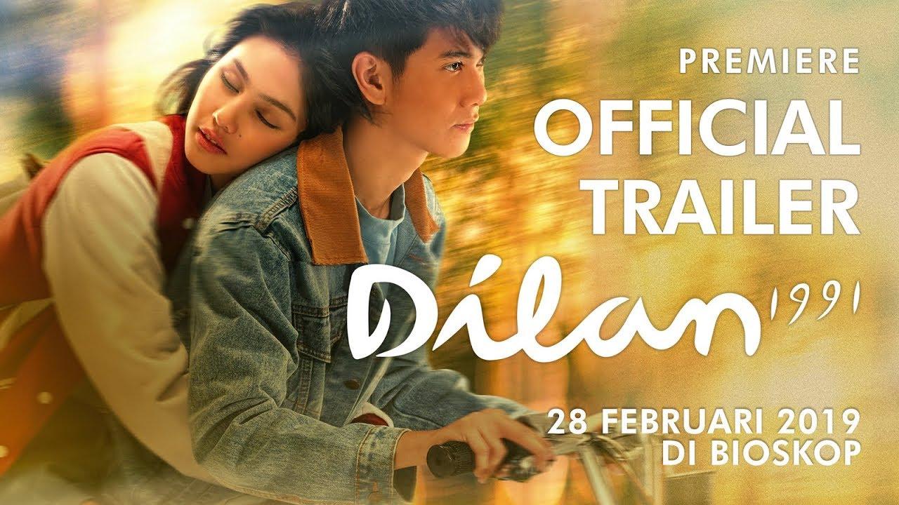 Trailer 'DILAN 1991' Sudah Rilis!