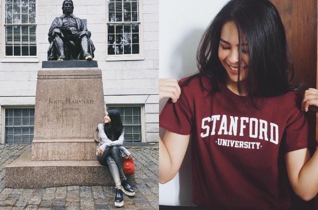 Maudy Ayunda Diterima Program S2 Di Harvard dan Stanford