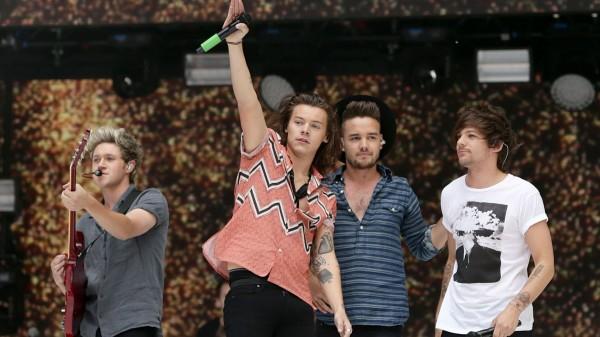 One Direction Kemungkinan Reuni Natal Ini?