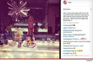 Pamer Tubuh Seksi, Christina Aguilera Topless di Instagram