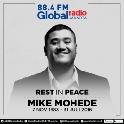 REST IN PEACE MIKE MOHADE