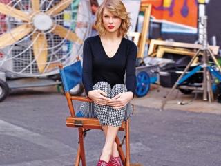 Taylor Swift Donasi 50 Ribu Dolar untuk Balita Kanker