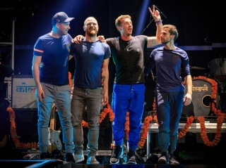 Mau Nonton Secara Live Perilisan Album Baru Coldplay?