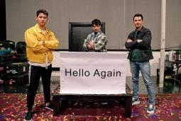 Hello Again, Jonas Brothers Comeback dengan Rilis Lagu Baru