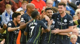 Manchester City Juara Liga Inggris 2018/2019