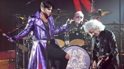 Adam Lambert dan Queen Akan Berkolaborasi dan Tampil di Oscar 2019!