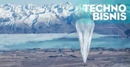 Proyek Balon Google Siap Mengudara di Indonesia