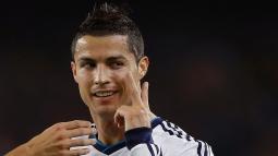 Cristiano Ronaldo Jadi Pemain Terbaik di Tiga Liga Top Eropa