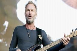 Siap Eksis Lagi, Sting Siap Luncurkan Album Baru