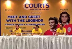 Antusiasme Fans Liverpool Indonesia Ikuti Acara Meet And Greet Dengan Legenda