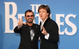 Ringo Starr & Paul McCartney Bawakan Lagu John Lennon di Album Whats My Name