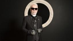 Desainer Fashion Dunia Karl Lagerfeld Meninggal Dunia