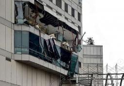 Ada Ledakan Di Mall Taman Anggrek