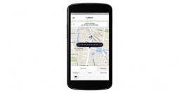Begini Cara Pesan UberMotor