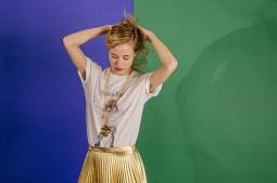Biar Tetap Cantik, Hindari Hal yang Dilarang saat Mengenakan Kaus Bergambar