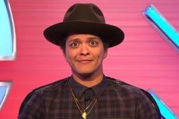 Reaksi Bruno Mars Lagunya Dibatasi KPID Jabar!