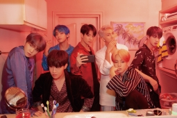 Map of the Soul: Persona Milik BTS Jadi Album Terlaris di AS