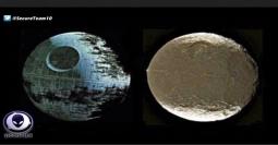 Bulan di Saturnus Berasal dari Peradaban Alien