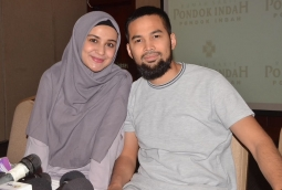 Cerita Teuku Wisnu Naik Ojek Online Demi Temani Shireen Sungkar Lahiran