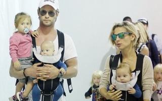 Chris Hemsworth Rahasiakan Kado Valentine untuk Istri