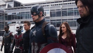Crossbones, Penjahat Baru di Captain America: Civil War